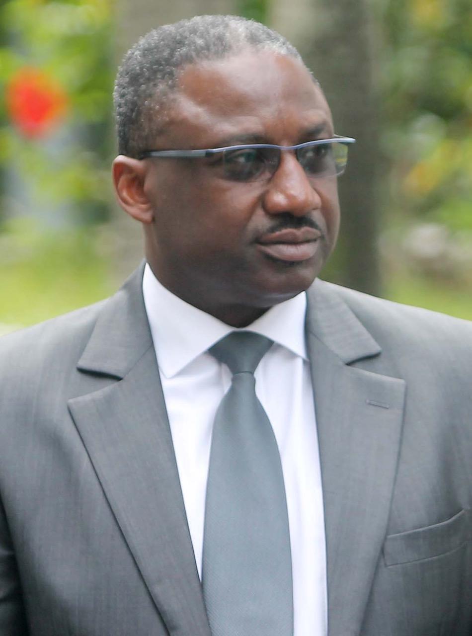mot du directeur général Alex Bernard BONGO ONDIMBA